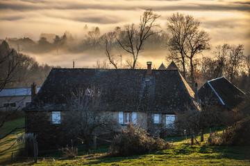 Allassac (Corrèze - France) - Habiter sur le toit du monde