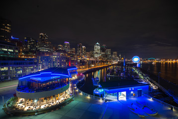 downtown Seattle, Pier 66