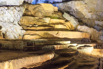 Phong Nha Cave. Vietnam