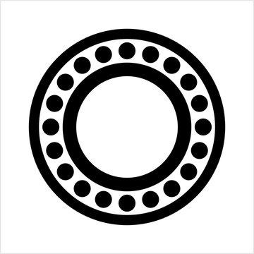 Bearing Icon, Ball Bearing Icon