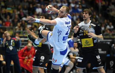 IHF Handball World Championship - Germany & Denmark 2019 - Group B - Spain v Iceland