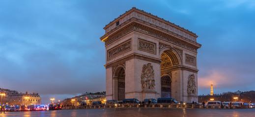 Gilets jaunes Paris