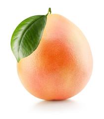 grapefruit isolated on a white background