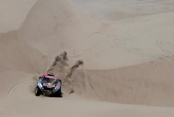 Dakar Rally - 2019 Peru Dakar Rally - Stage 6 from Arequipa to San Juan de Marcona, Peru