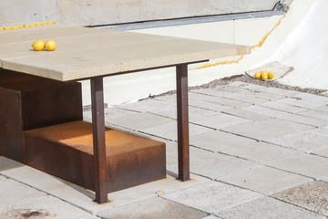 Minimal Lemon Space Table