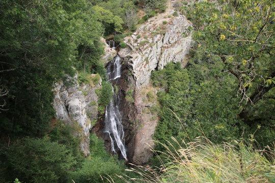 Cascade la plus grande d'europe