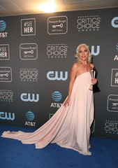 24th Critics Choice Awards – Photo Room – Santa Monica, California, U.S.