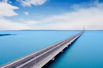 Largest bridge connecting islands Java and Madura