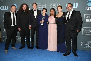 24th Critics Choice Awards – Photo Room – Santa Monica, California, U.S.
