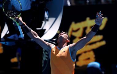 Tennis - Australian Open - First Round