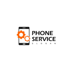 Phone Service Logo Design Inspiration