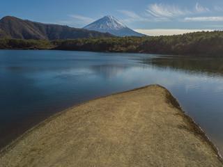 """樹海と富士 """" Jyukai"""" at the foot of Mt"""