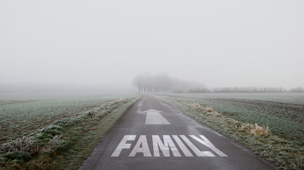 Sign 402 - Family