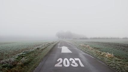 Schild 402 - 2037