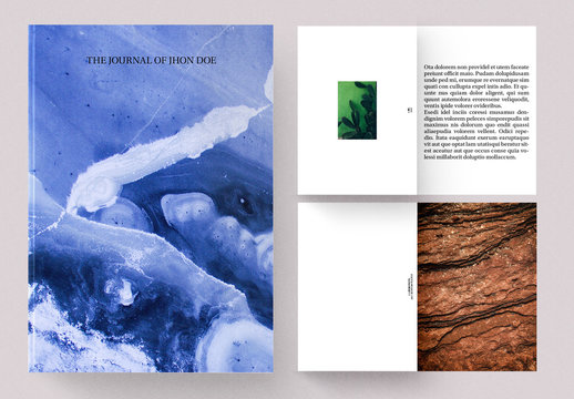 Photography Book Layout