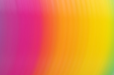 color rainbow background