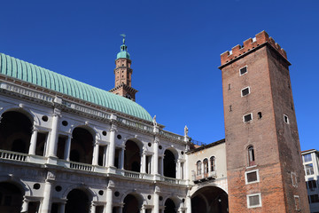 Towers of Vicenza, Italy