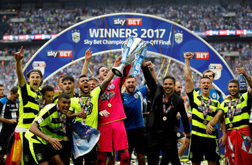 FILE PHOTO: Reading v Huddersfield Town - Sky Bet Championship Play-Off Final