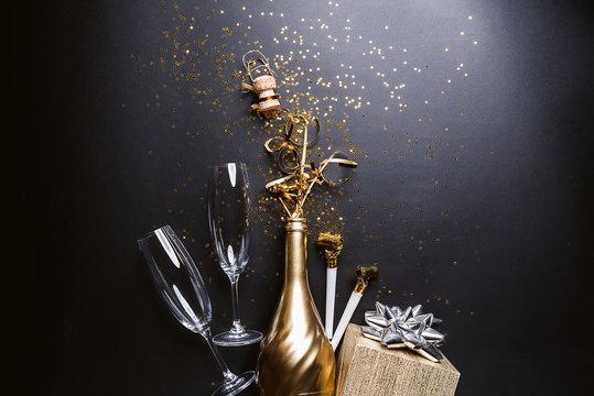 luxury party concept.