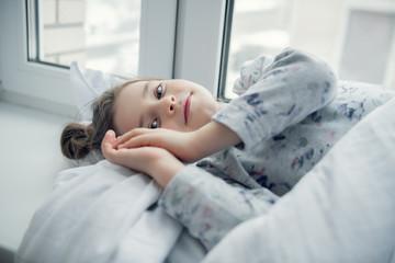 sleep by window