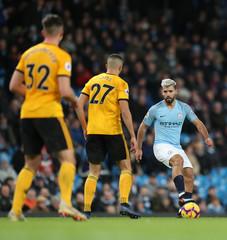 Premier League - Manchester City v Wolverhampton Wanderers