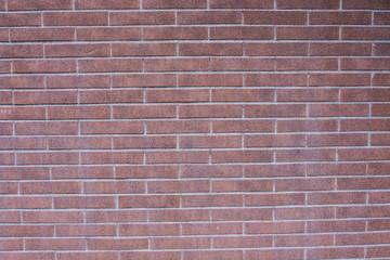 Close-up of brown brick wall