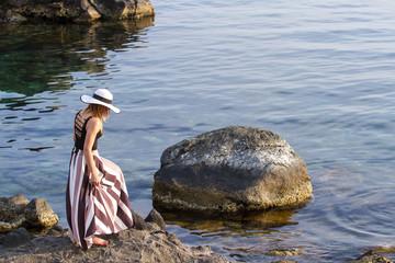 Mädchen aus Sizilien
