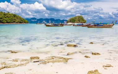 Tups Islands, Thaïlande