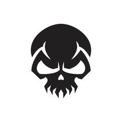 Skull for design resource