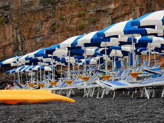 Maratea - Lido Cala Jannita dalla riva