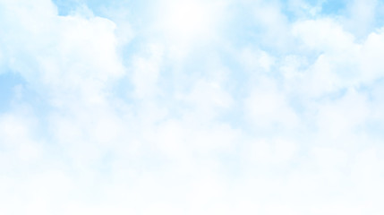 Romantic sky