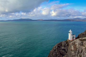 Lighthouse on the Sheeps Head west cork Ireland