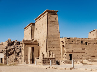 Egypt's ancient temple of Philae