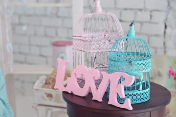 handmade toys elephant, decor in a children's photo studio, pastel colors
