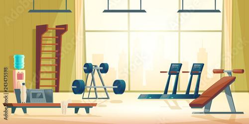 Gym table tennis room renderings free max download png vector