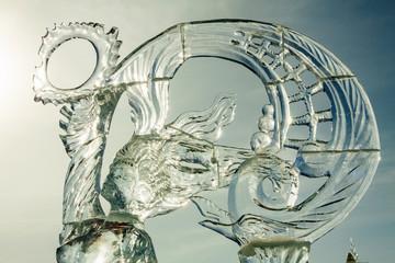 an ice moman figure
