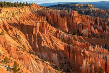 Keuken foto achterwand Bordeaux Winter in Bryce Canyon Utah