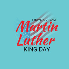 Martin Luther King Day.