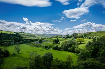 Fotoväggar - Northumberland Landscape