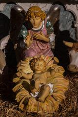 Teano, il presepe della Cattedrale