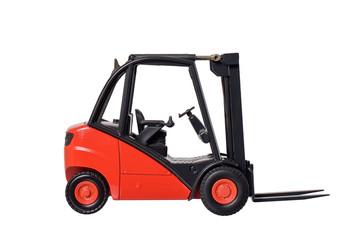 Obraz Forklift 1 - fototapety do salonu