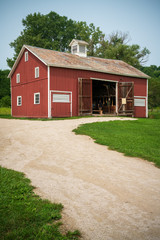 Historic Farm Building at Cuyahoga Valley National Park