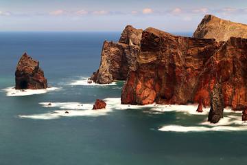 Madeira Portugal Küste