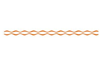 波線デザイン