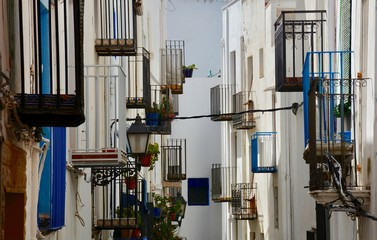 Balcony everywhere