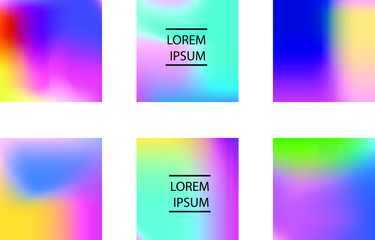 Vector EPS 10 illustration Gradient Background Texture. Template for design, banner, flyer, business card, poster, wallpaper, brochure, smartphone screen, mobile app