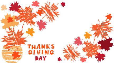 Thanksgiving day banner1