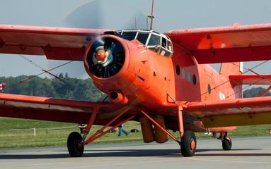Soviet biplane aircraft