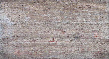 Old brick wall background Ultra HD wallpaper