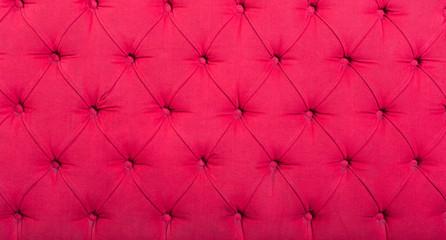 upholstered pink textile